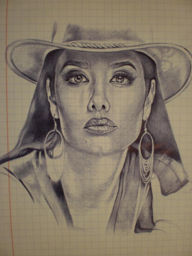 Marlene Favela by HiOrRiSnEa